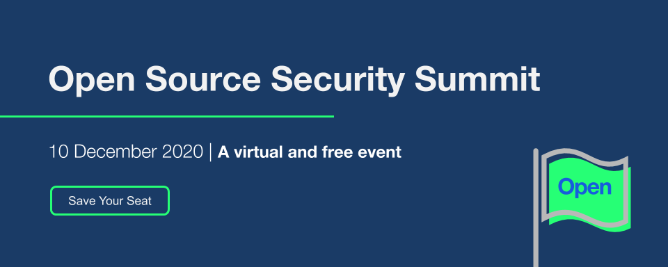 Open Source Security Summit Promo Image